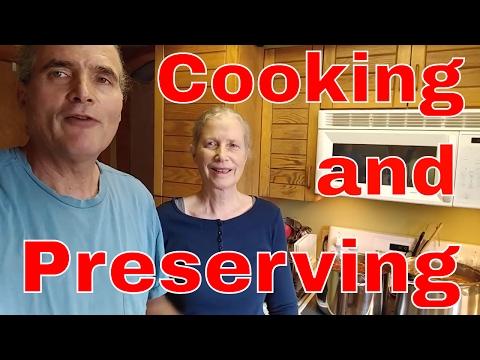 Pressure canning Vegan Chili
