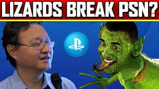Lizard Squad Brings PSN Down? Test Run for Christmas?