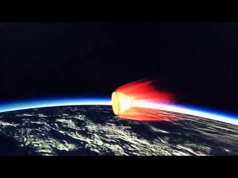 Glorious Reentry - Kerbal Space Program