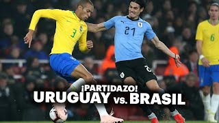 Uruguay quiere bajar a Brasil | Eliminatorias Qatar 2022