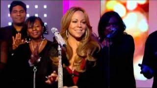 "Mariah Carey -Live at ""This Morning""- I Want To Know What Love Is - 26-11-2009"