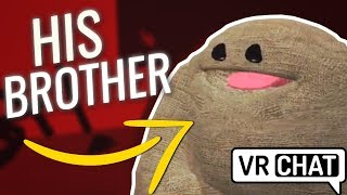Pokelawls - FINDING DREK'S BROTHER (VRChat Highlights)