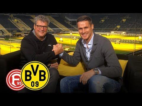 Victory against Schalke or Bayern? | Sebastian Kehl joins Matchday Magazine | Düsseldorf - BVB