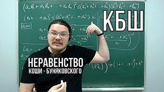 Неравенство Коши — Буняковского | Ботай со мной #049 | Борис Трушин |