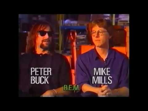 R.E.M. 1993-07-26 - 'New Music', Canada (Interview with Peter Buck & Mike Mills)