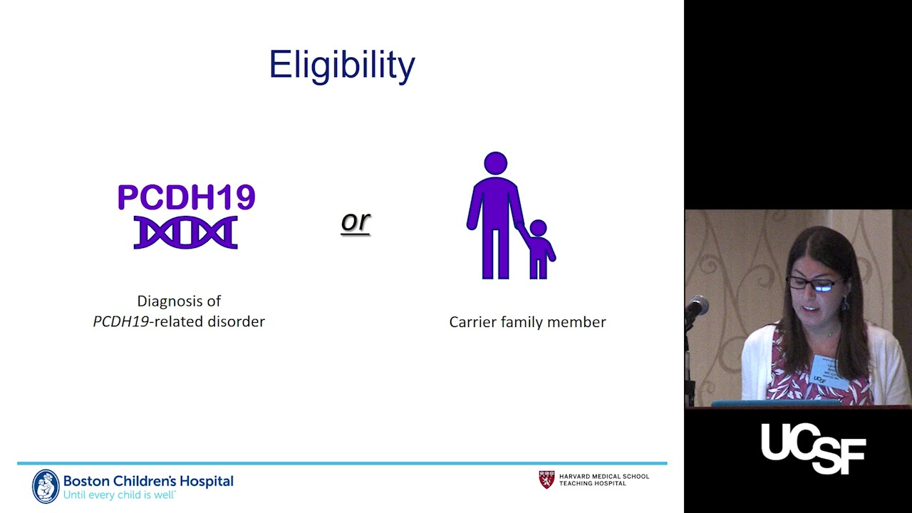 PCDH19 Registry Update: Enrollment, findings and Future Directions