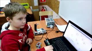 Робототехника lego EV3