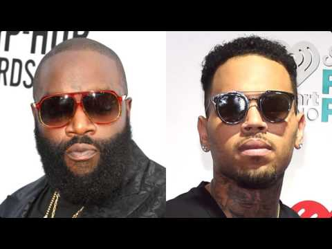 Rick Ross - Sorry ft. Chris Brown (Instrumental Remake)