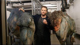 Chris Pratt Dinosaurs Prank (SA Wardega) thumbnail