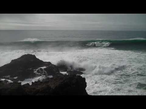 the sea ranch black point storm surf