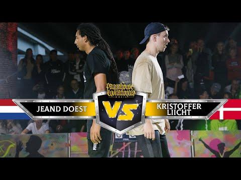 Jeand Doest (NED) VS Kristoffer Liicht (DEN) | SEMIFINAL, Panna World Championships 2019