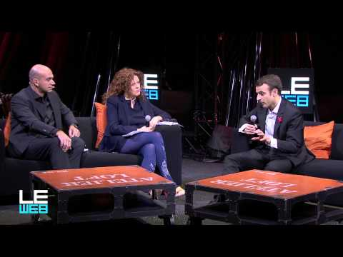 In Conversation With Emmanuel Macron, French Minister For The Economy And Industry - LeWeb'14 Paris