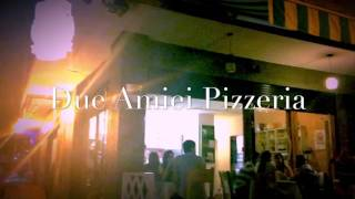 One Of YBEs Favorite Pizzeria's Here In Medellin, Colombia