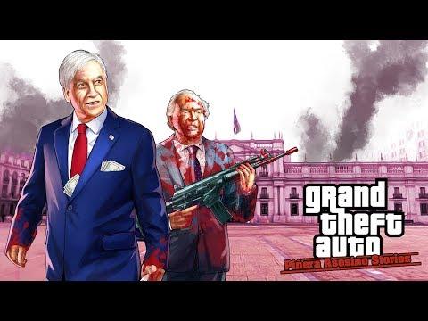 Chile Despertó GTA San Andreas