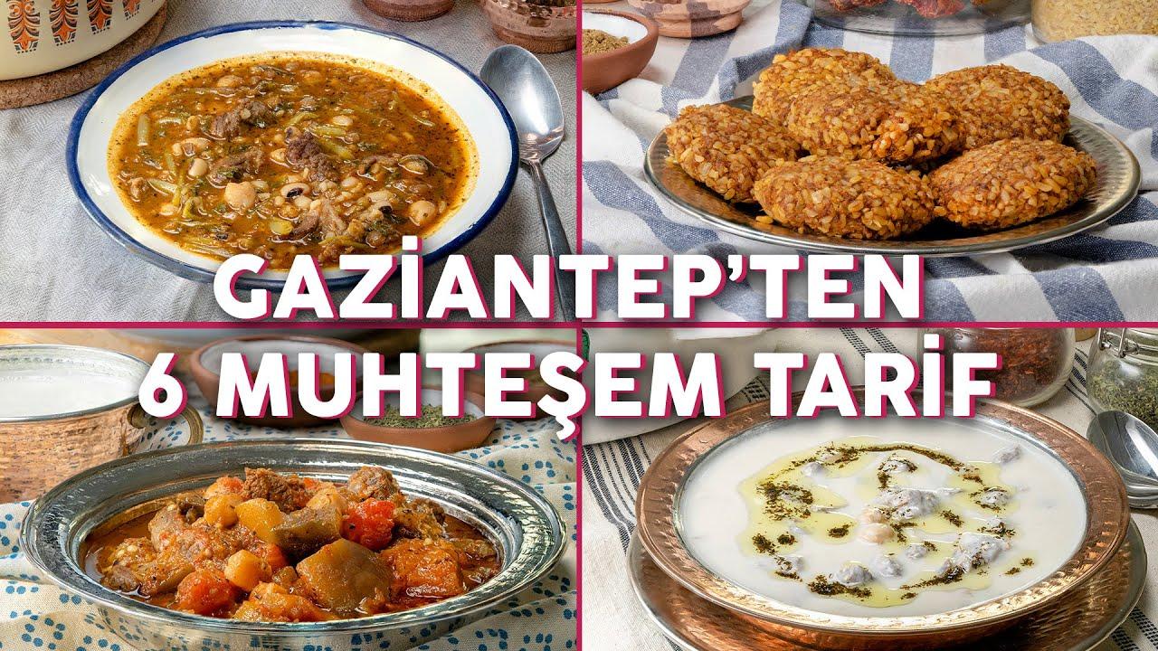 Mutfağının Ünü Ülke Sınırlarını Aşan Gaziantep'ten 6 Muhteşem Tarif - Yemek Tarifleri