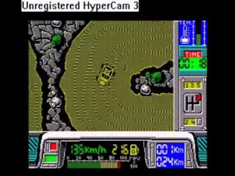 Paris Dakar Rally (ZX Spectrum)