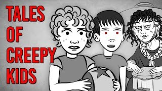 CREEPY CHILDREN - Scary Story Time // Something Scary | Snarled