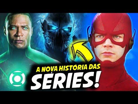 A NOVA LINHA DO TEMPO PÓS-CRISE! (TERRA PRIME) || The Flash, Arrow, Supergirl, Batwoman