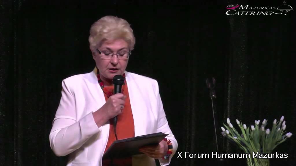 X Forum Humanum Mazurkas- wierszyki dla dzieci-