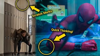 I Watched SpiderMan: Homecoming in 0.25x Speed and Here's What I Found