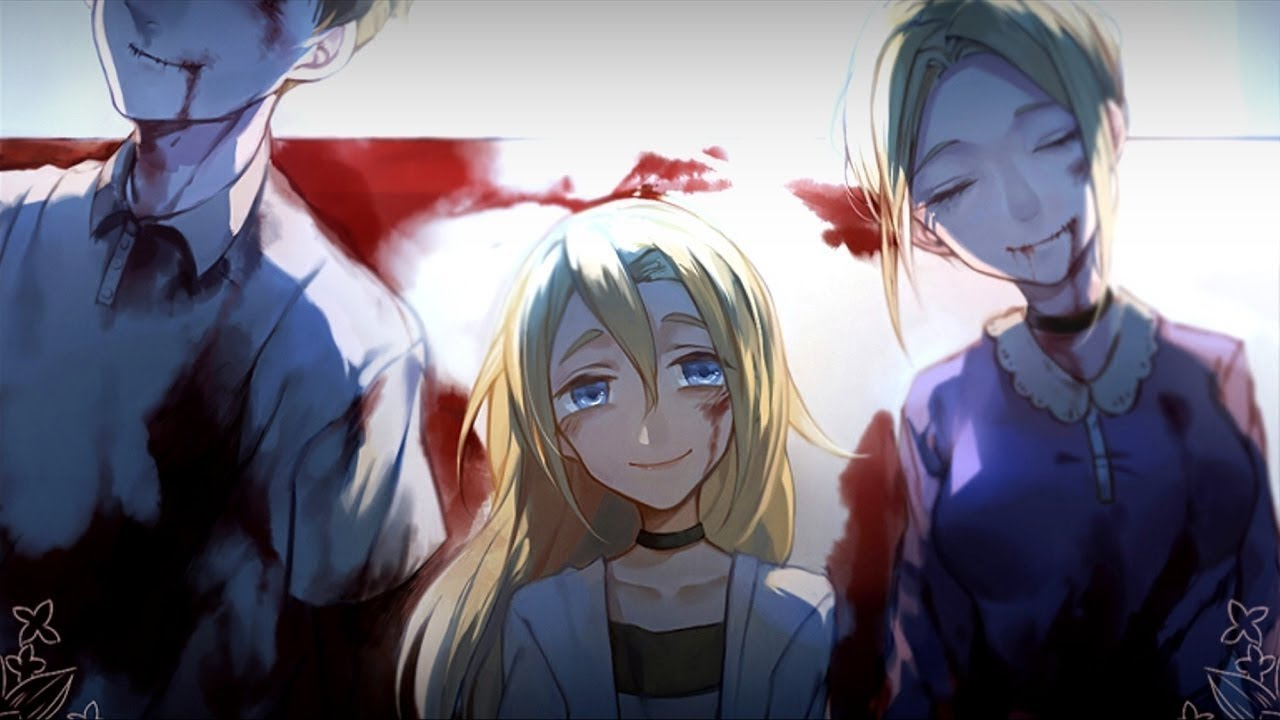 Angels of death ep 4 final the best anime ship of 2018