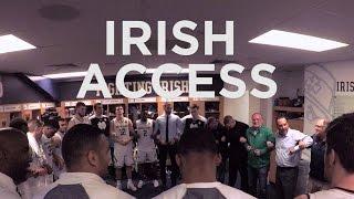 IRISH ACCESS | 3-0 in the ACC