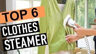 BEST 6: Clothes Steamer 2018