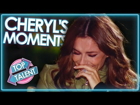 Cheryl Cole's Funniest Moments on X Factor UK | Top Talent