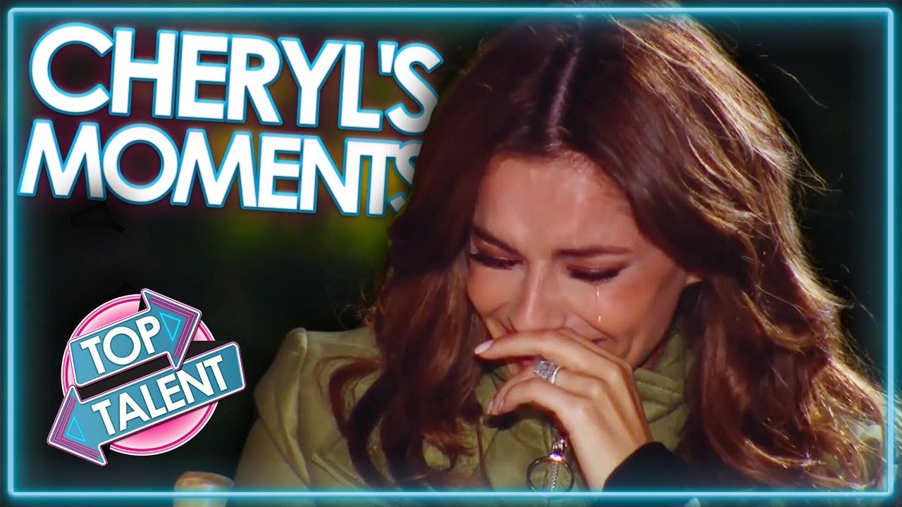 Download Cheryl Cole's Funniest Moments on X Factor UK | Top Talent