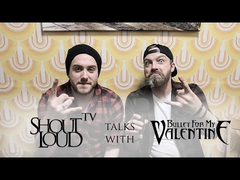 "Bullet for my Valentine Interview: About plans for 2017, playing ""The Poison"" full live & more!"