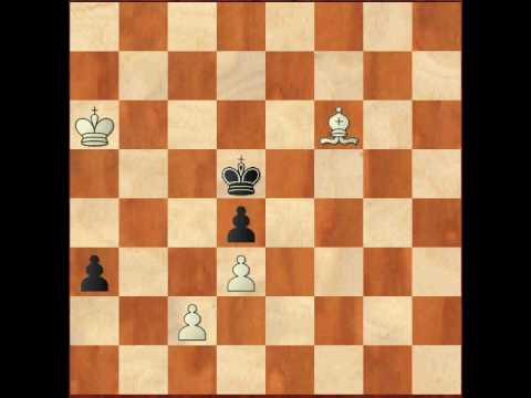 Beauty and Paradox of Endgame Study by Kubbel 1922 [White to play and win]