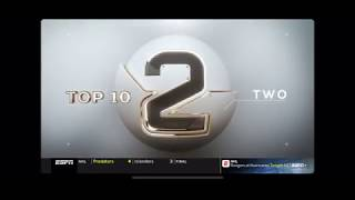 Nazir Streater Comes in at No. 2 on Sportscenter Top 10!