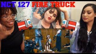 Video NCT-127 FIRE TRUCK MV REACTION    TIPSY KPOP REACTION download MP3, 3GP, MP4, WEBM, AVI, FLV Januari 2018