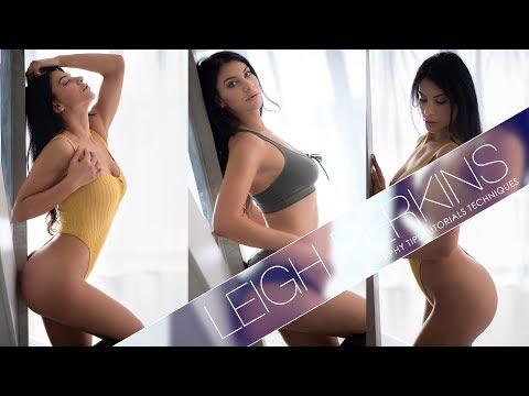 Daylight Mix 1 - Lifestyle Boudoir Shoot Lighting Tutorial with Model Roxy