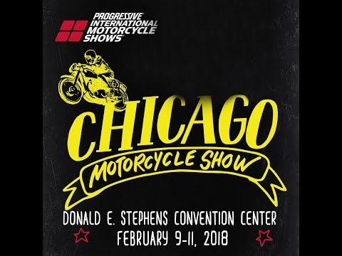 Progressive Motorcycle Show Chicago 2018