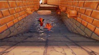 كيف ستكون Crash Bandicoot بمحرك Unreal Engine 4؟