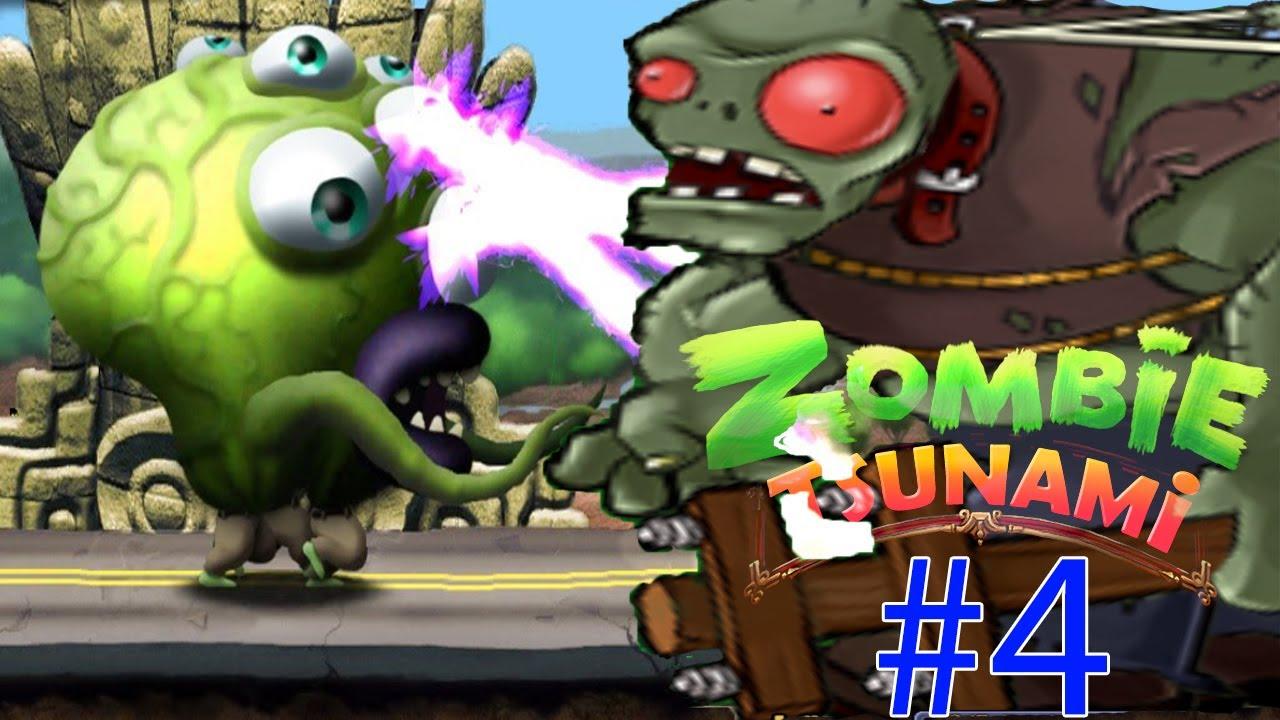 Zombie Tsunami Gameplay Walkthrough Part 4