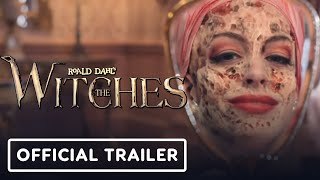 Roald Dahl's The Witches - Official Trailer (2020) Anne Hathaway, Octavia Spencer