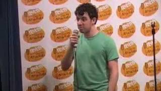 Simon Bird - Revels Chortle Student Comedy Awards 2007