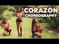 Maître GIMS - Corazon ft. Lil Wayne & French Montana | Choreography @LeoniJoyce