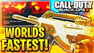 BLACK OPS 4: WORLDS FASTEST NUKED OUT! (BO4 How to Get Nuked Outs Easy)