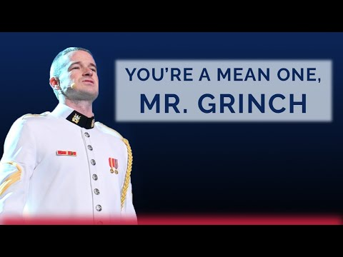 You're a Mean One, Mr. Grinch | The U.S. Army Band's 2015 American Holiday Festival