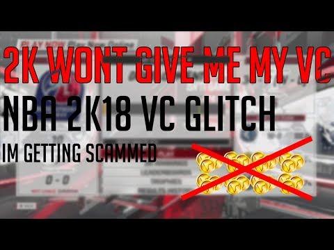 2K WONT GIVE ME MY VC GLITCH! SCAM! EXPLOIT! AFTER PATCH