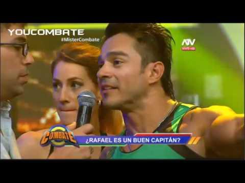 PELEA MICA Y EL VERDE VS EL ROJO . YouCombate