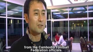 G-Korea Ep09 Head Coach of Cambodian National Soccer Team- Lee Tae Hoon