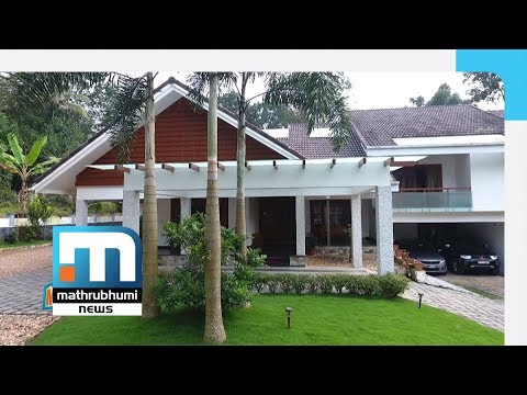 A Stylish Contemporary Home In Thiruvalla| EP 52 part 1| Mathrubhumi news