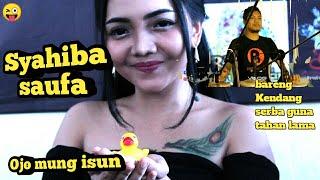 Syahiba  saufa - ojo mung isun - Mahesa musik (official video live)