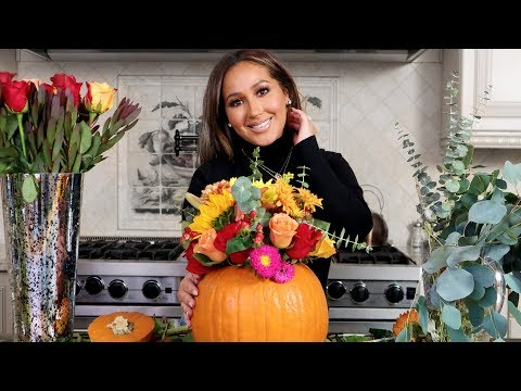 Adrienne Houghton's DIY Halloween Decorations | All Things Adrienne