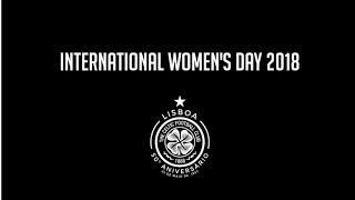Celtic FC - International Women's Day 2018