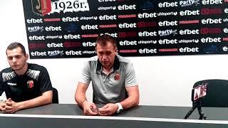 SportenPlovdiv TV: Бруно Акрапович: Играхме добре само първите 20 минути